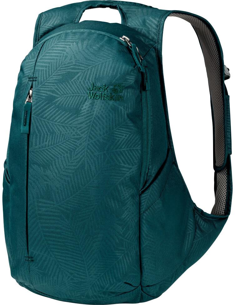 jack wolfskin ancona backpack damen leaf teal green online. Black Bedroom Furniture Sets. Home Design Ideas